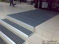 Грязезащитное покрытие на ступенях